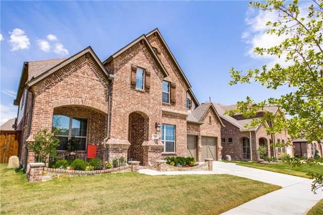 3005 Carrington Drive, Mansfield, TX 76063 (MLS #14154958) :: The Hornburg Real Estate Group