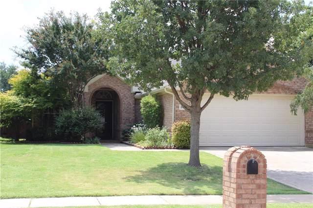 2609 Cross Haven Drive, Flower Mound, TX 75028 (MLS #14156070) :: Team Hodnett