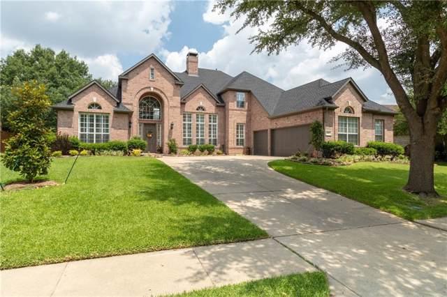 812 Parkwood Court, Mckinney, TX 75072 (MLS #14157602) :: Lynn Wilson with Keller Williams DFW/Southlake