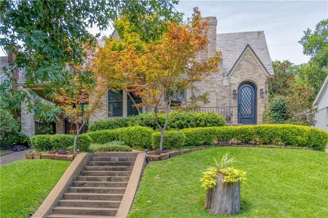 1131 N Edgefield Avenue, Dallas, TX 75208 (MLS #14158679) :: Ann Carr Real Estate