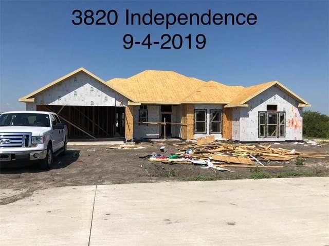 3820 Independence Way, Princeton, TX 75407 (MLS #14159080) :: RE/MAX Landmark