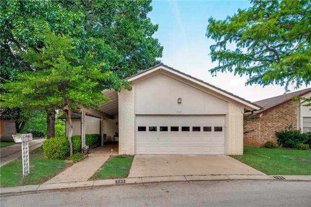 732 Putter Drive, Fort Worth, TX 76112 (MLS #14159085) :: All Cities Realty