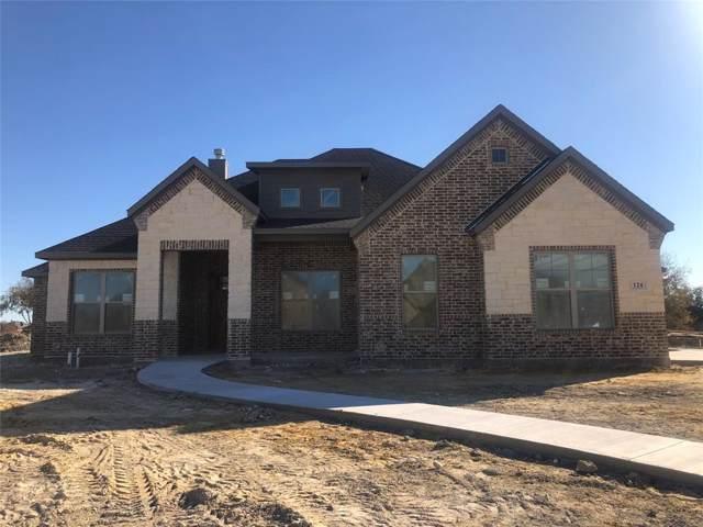 124 Water Garden Drive, Waxahachie, TX 75165 (MLS #14159500) :: Keller Williams Realty