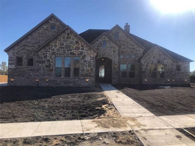 128 Water Garden Drive, Waxahachie, TX 75165 (MLS #14159515) :: The Welch Team
