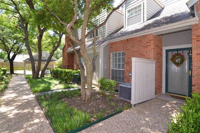 12680 Hillcrest Road #2102, Dallas, TX 75230 (MLS #14160925) :: Lynn Wilson with Keller Williams DFW/Southlake