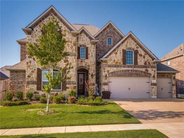 9947 Corinth Lane, Frisco, TX 75035 (MLS #14162437) :: Kimberly Davis & Associates