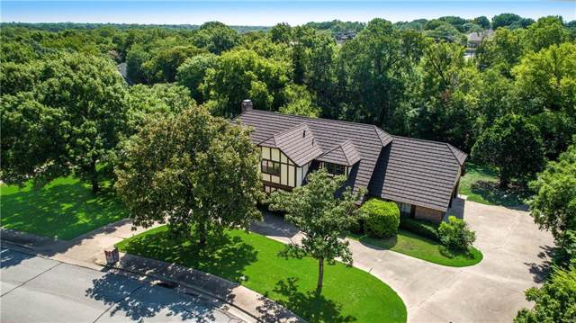 906 Thistle Green Lane, Duncanville, TX 75137 (MLS #14163705) :: Tenesha Lusk Realty Group