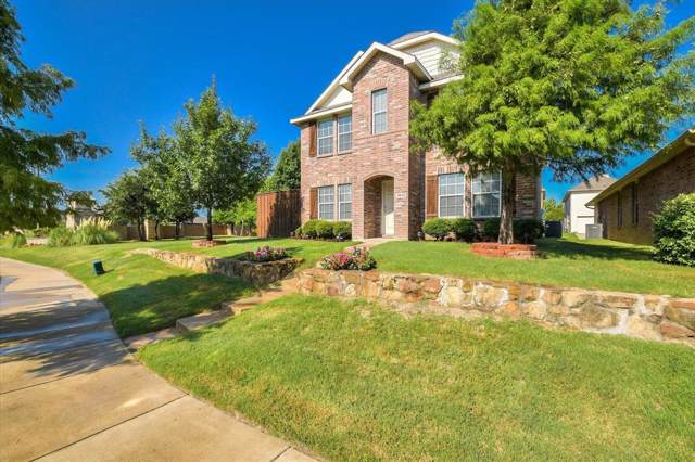 3912 Camino Real Trail, Denton, TX 76208 (MLS #14164867) :: Real Estate By Design