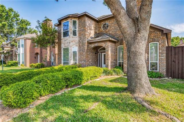 631 Burning Tree Lane, Coppell, TX 75019 (MLS #14167413) :: RE/MAX Town & Country