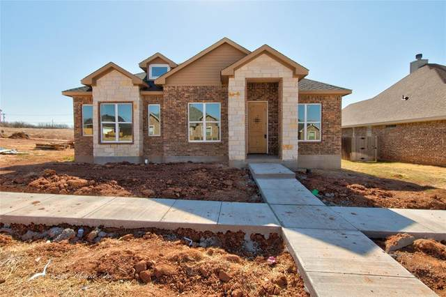 4109 Forrest Creek Court, Abilene, TX 79606 (MLS #14169390) :: Robbins Real Estate Group