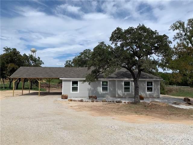 100 Turkey Creek Road, Mineral Wells, TX 76067 (MLS #14169806) :: The Chad Smith Team