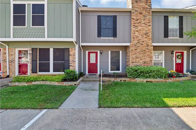 49 Abbey Road, Euless, TX 76039 (MLS #14170231) :: Baldree Home Team