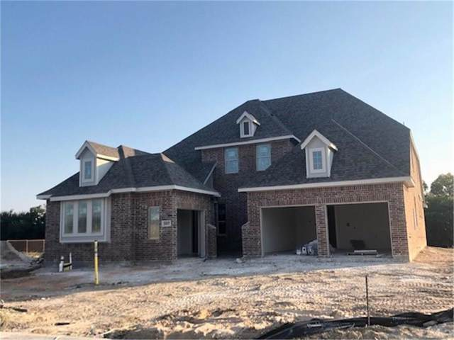 1037 Billy Lane, Allen, TX 75013 (MLS #14170378) :: The Real Estate Station