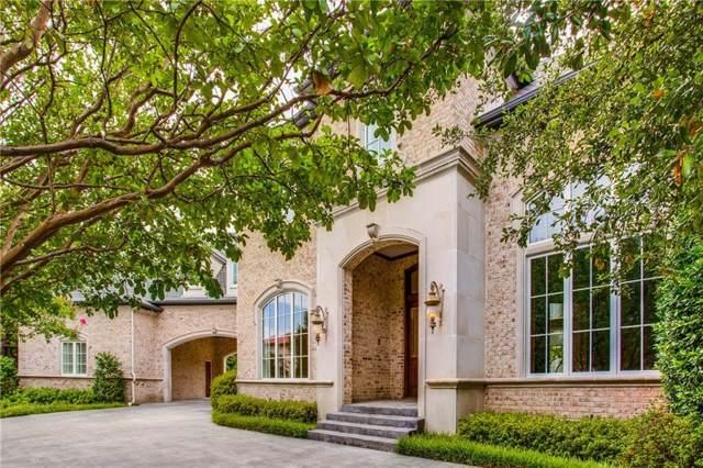12211 Creek Forest Drive, Dallas, TX 75230 (MLS #14171288) :: Century 21 Judge Fite Company