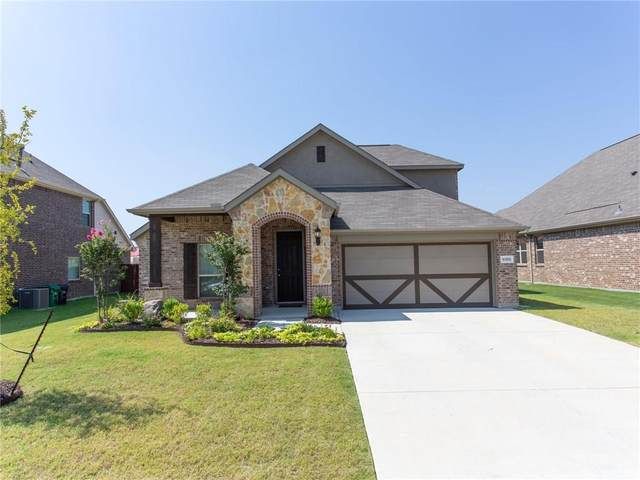 6305 Meandering Creek Drive, Denton, TX 76226 (MLS #14172164) :: Real Estate By Design