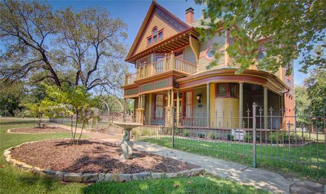 318 W Walnut Street, Whitewright, TX 75491 (MLS #14172627) :: The Real Estate Station