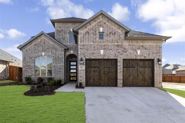 1813 Briscoe Drive, Lantana, TX 76226 (MLS #14172678) :: The Chad Smith Team