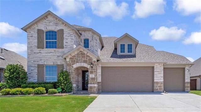 828 Langholm Dr., Celina, TX 75009 (MLS #14172913) :: Real Estate By Design