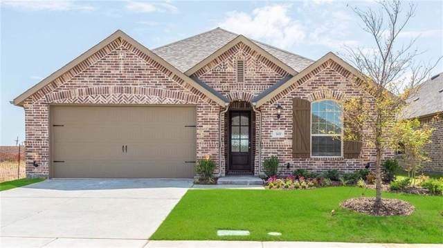 1610 Holmwood Drive, Celina, TX 75009 (MLS #14173049) :: Real Estate By Design