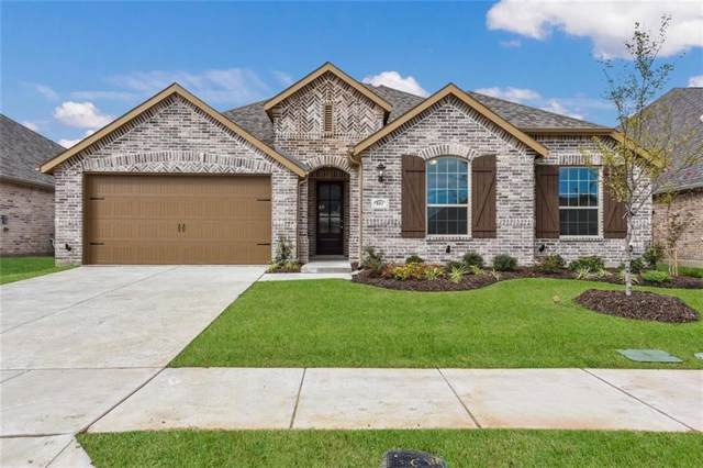801 Glen Crossing Drive, Celina, TX 75009 (MLS #14173060) :: Real Estate By Design