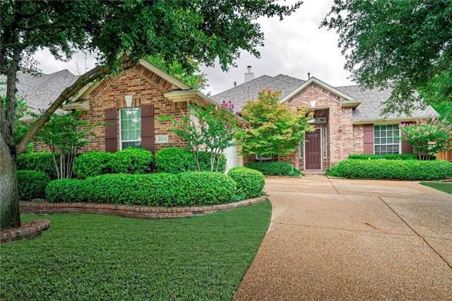 2233 Crowbridge Drive, Frisco, TX 75033 (MLS #14173194) :: RE/MAX Town & Country