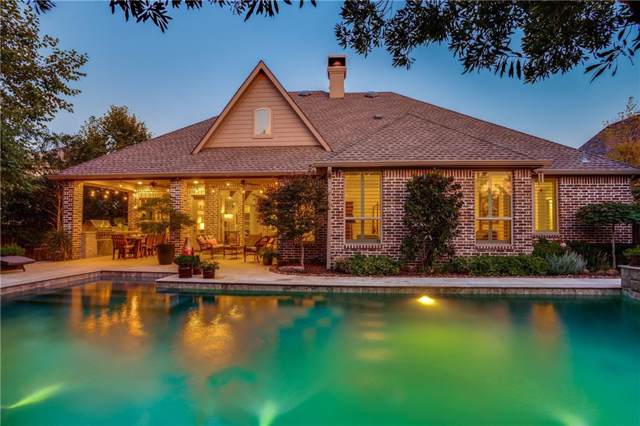 461 Longwood Drive, Prosper, TX 75078 (MLS #14173678) :: The Kimberly Davis Group