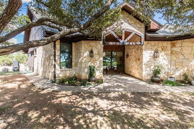510 Cliffs Drive, Graford, TX 76449 (MLS #14174040) :: The Heyl Group at Keller Williams