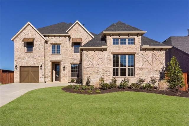 2810 Maverick Way, Celina, TX 75009 (MLS #14174944) :: Real Estate By Design