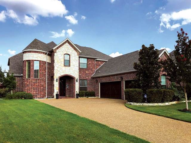 1220 Little Gull Drive, Forney, TX 75126 (MLS #14175446) :: The Real Estate Station