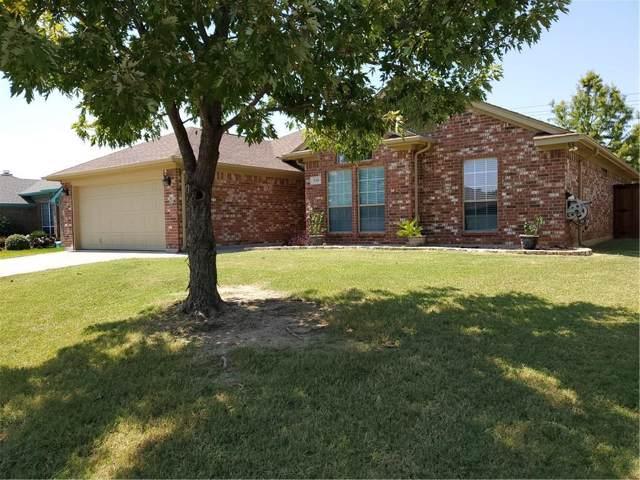 536 Thistle Meade Circle, Burleson, TX 76028 (MLS #14175684) :: The Kimberly Davis Group