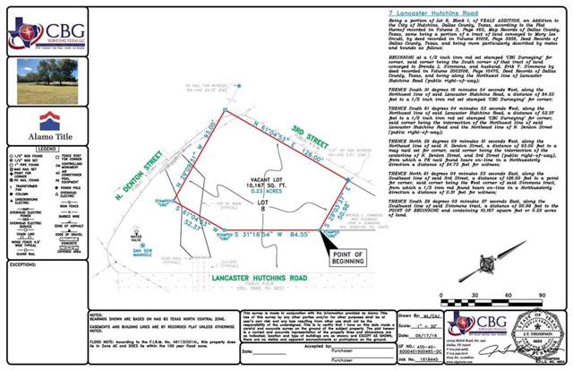 7 Lancaster Hutchins Road, Hutchins, TX 75141 (MLS #14175812) :: Lynn Wilson with Keller Williams DFW/Southlake