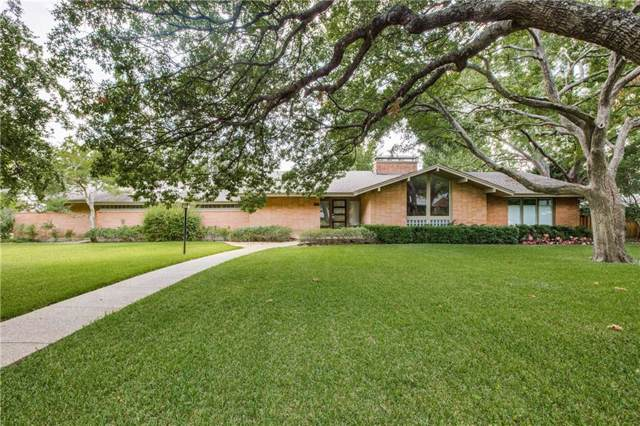7226 Birchwood Drive, Dallas, TX 75240 (MLS #14176350) :: Hargrove Realty Group