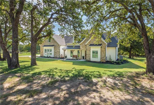 437 Sandpiper Drive, Weatherford, TX 76088 (MLS #14176431) :: The Kimberly Davis Group
