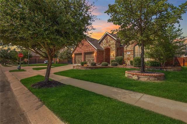 1101 Burnett Drive, Lantana, TX 76226 (MLS #14178550) :: The Real Estate Station
