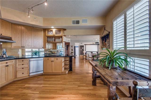 3401 Lee Parkway #1405, Dallas, TX 75219 (MLS #14178566) :: The Mitchell Group