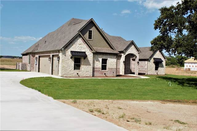 1109 Friendship Road, Weatherford, TX 76085 (MLS #14178715) :: Kimberly Davis & Associates