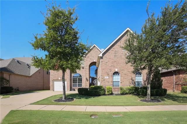 3527 Columbus Drive, Frisco, TX 75034 (MLS #14179182) :: The Heyl Group at Keller Williams