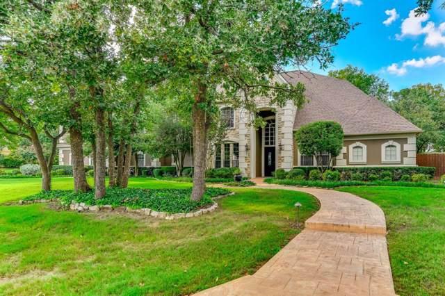 5204 Prince Lane, Flower Mound, TX 75022 (MLS #14179267) :: Real Estate By Design