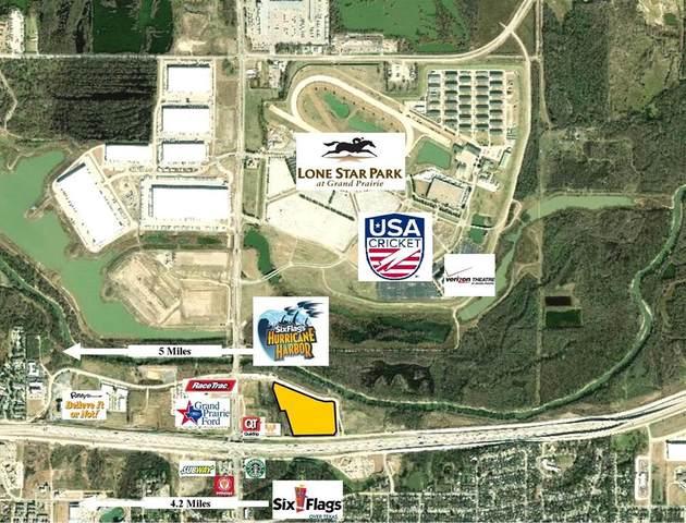 899 Beltline Road, Grand Prairie, TX 75050 (MLS #14180406) :: The Kimberly Davis Group