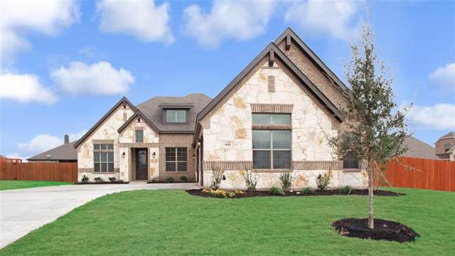 841 Dove Creek Park, Midlothian, TX 76065 (MLS #14180792) :: Lynn Wilson with Keller Williams DFW/Southlake
