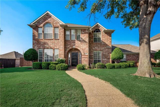 1221 Tralee Lane, Garland, TX 75044 (MLS #14181221) :: RE/MAX Town & Country