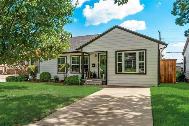 6001 Lovell Avenue, Fort Worth, TX 76116 (MLS #14182241) :: RE/MAX Landmark