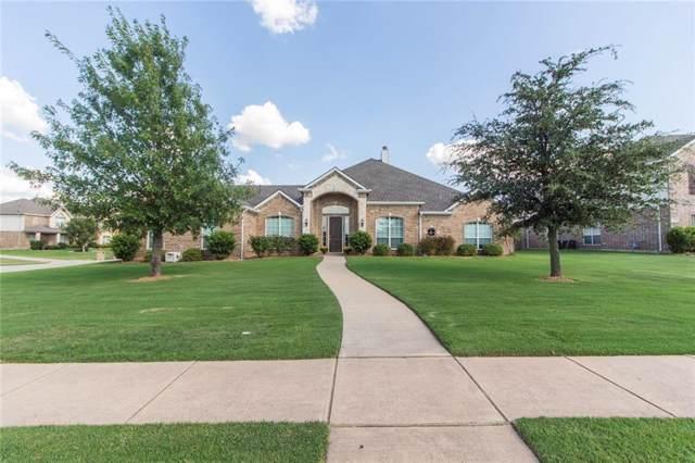 1501 Diamond Back Lane, Fort Worth, TX 76052 (MLS #14183998) :: Kimberly Davis & Associates