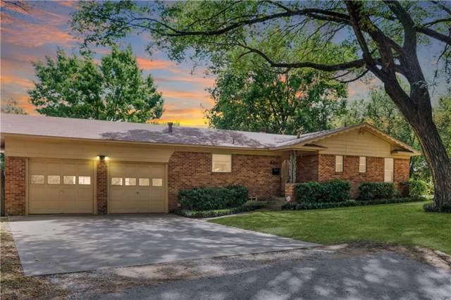 801 Oakwood Lane, Arlington, TX 76012 (MLS #14184077) :: The Heyl Group at Keller Williams