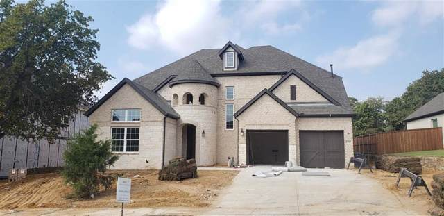 1709 Carter Circle, Flower Mound, TX 75028 (MLS #14184885) :: The Mitchell Group