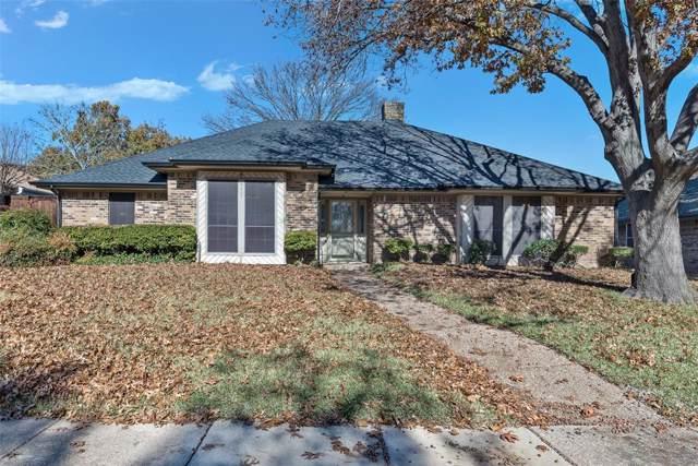 2407 Aspen Street, Richardson, TX 75082 (MLS #14184920) :: RE/MAX Town & Country