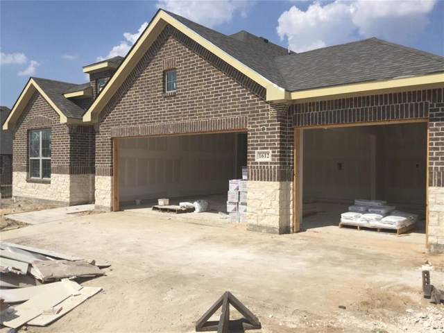 1612 Twistleaf Road, Northlake, TX 76226 (MLS #14184949) :: The Real Estate Station