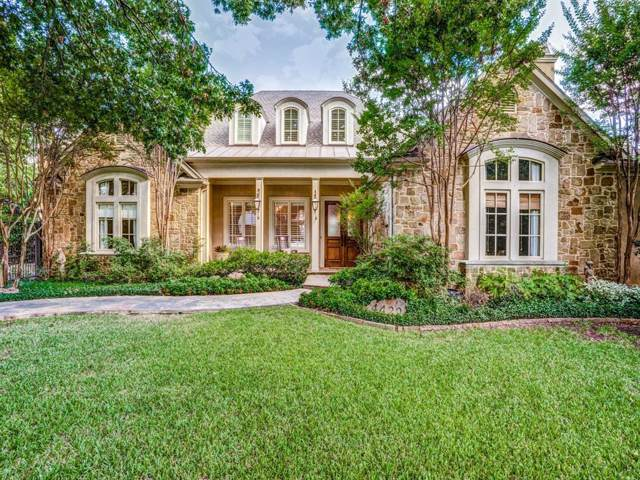 4422 Pomona Road, Dallas, TX 75209 (MLS #14185577) :: Frankie Arthur Real Estate