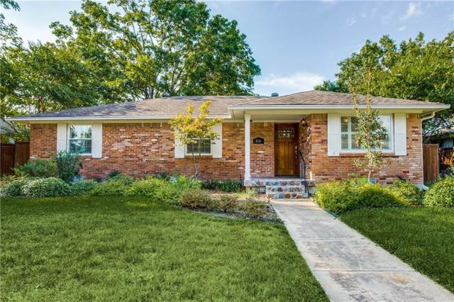2716 Sharpview, Dallas, TX 75228 (MLS #14186286) :: The Real Estate Station