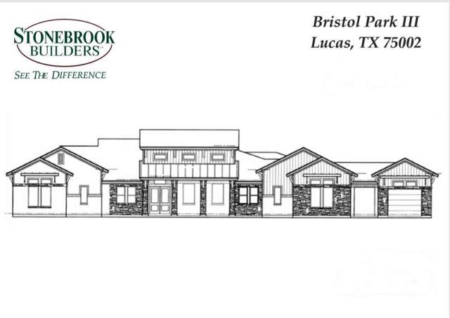 1261 Bellagio Court, Lucas, TX 75002 (MLS #14187057) :: Tenesha Lusk Realty Group
